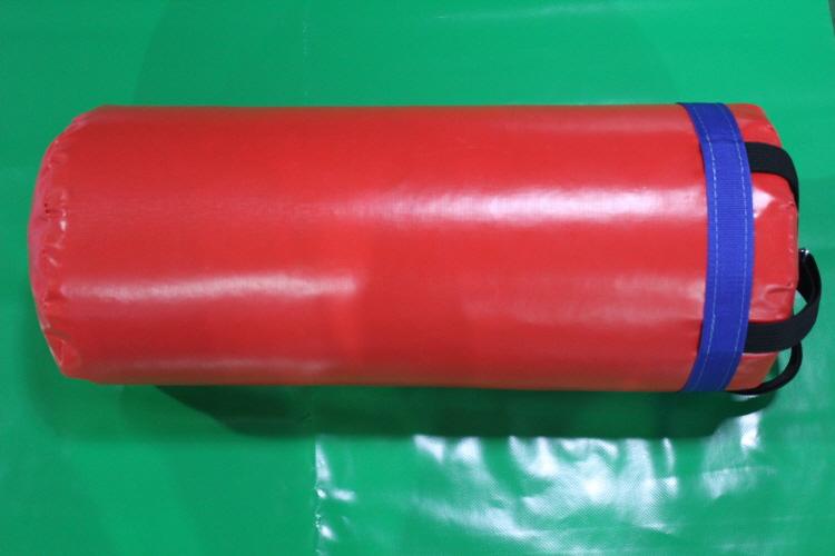 샌드백-빨강